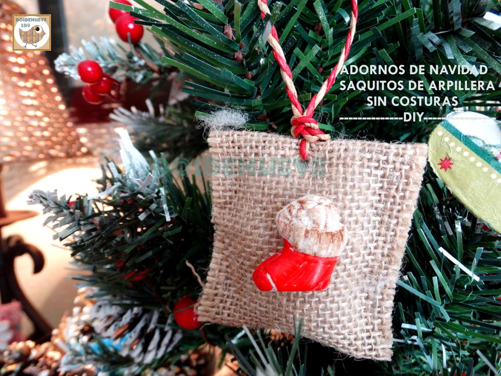 Adornos de navidad r sticos diy - Adornos navidenos diy ...