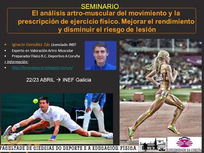 INEF Galicia, Oleiros (A Coruña) 22 y 23 de abril