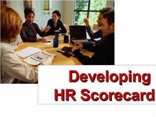 Developing HR Scorecard & KPI PPT Download