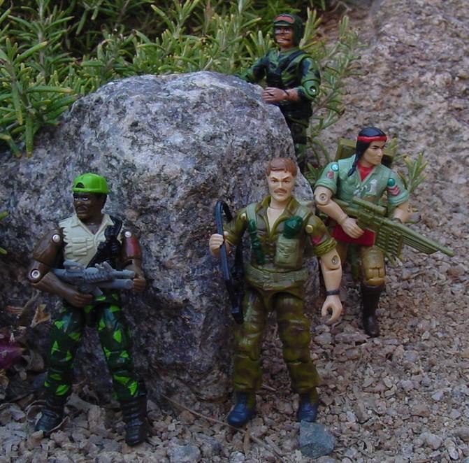 1985 Footloose, 1984 Spirit, 1991 Heavy Duty, Alpinista, Brazil, Estrela, Hit and Run