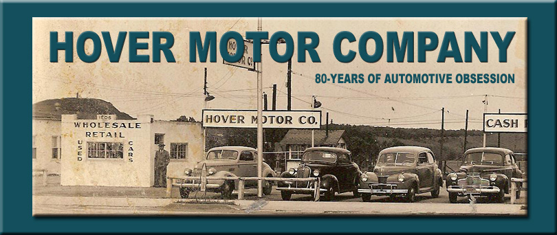 HOVER MOTOR COMPANY