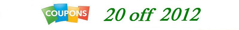 20 off 2012