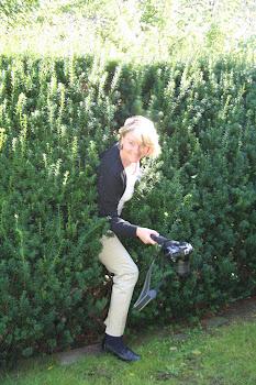 Hej i det gröna! Välkommen till Trädgårdsturistens blogg.