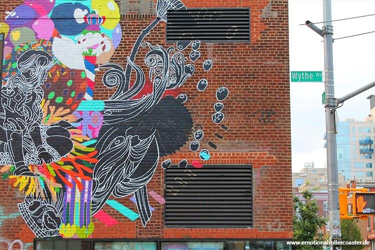 Wallpaint in Brooklyn