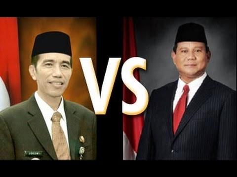 Kumpulan Foto Lucu Meme Comic Jokowi VS  Prabowo Subianto