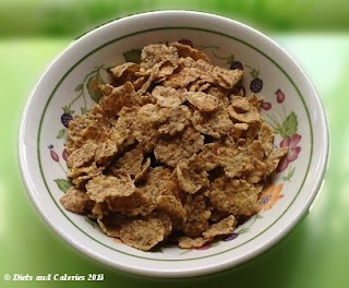 Special K breakfast cereal 3 grains bowl