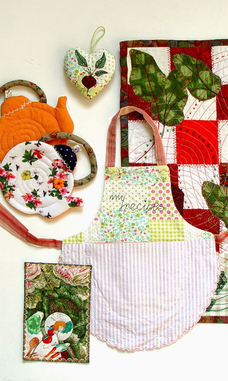 spring kitchen accessories by bozena wojtaszek