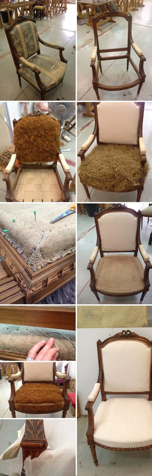 L 39 atelier de la marquise fauteuil la reine - Fauteuil confortable pour lire ...