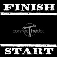 Finish Strong - ConnecTheDot