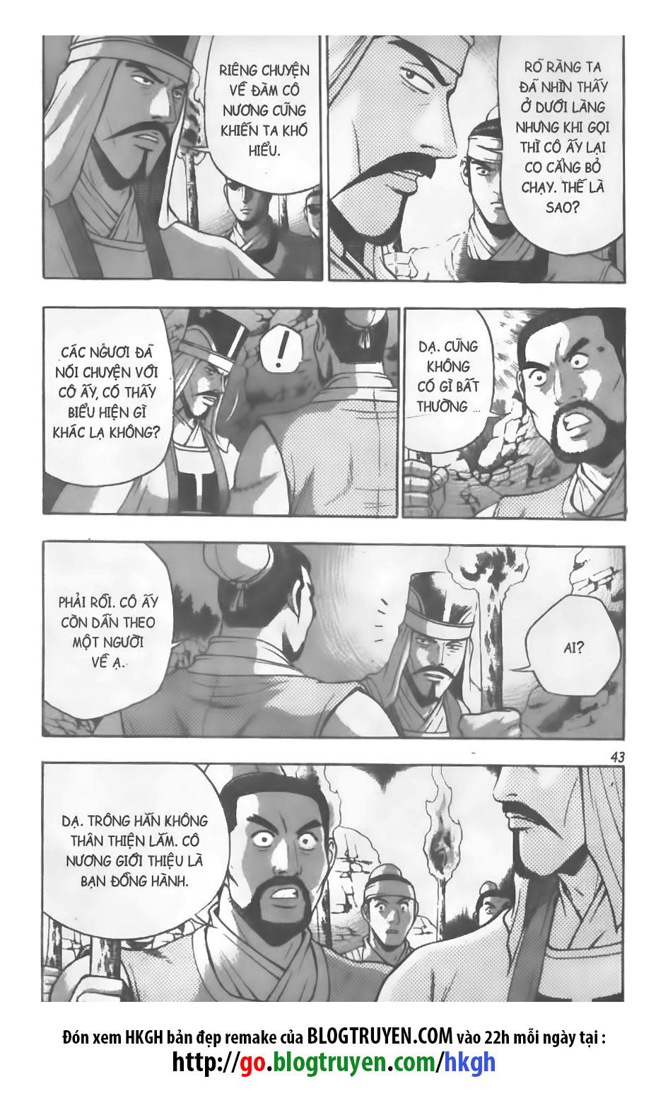 Hiệp Khách Giang Hồ chap 272 page 18 - IZTruyenTranh.com