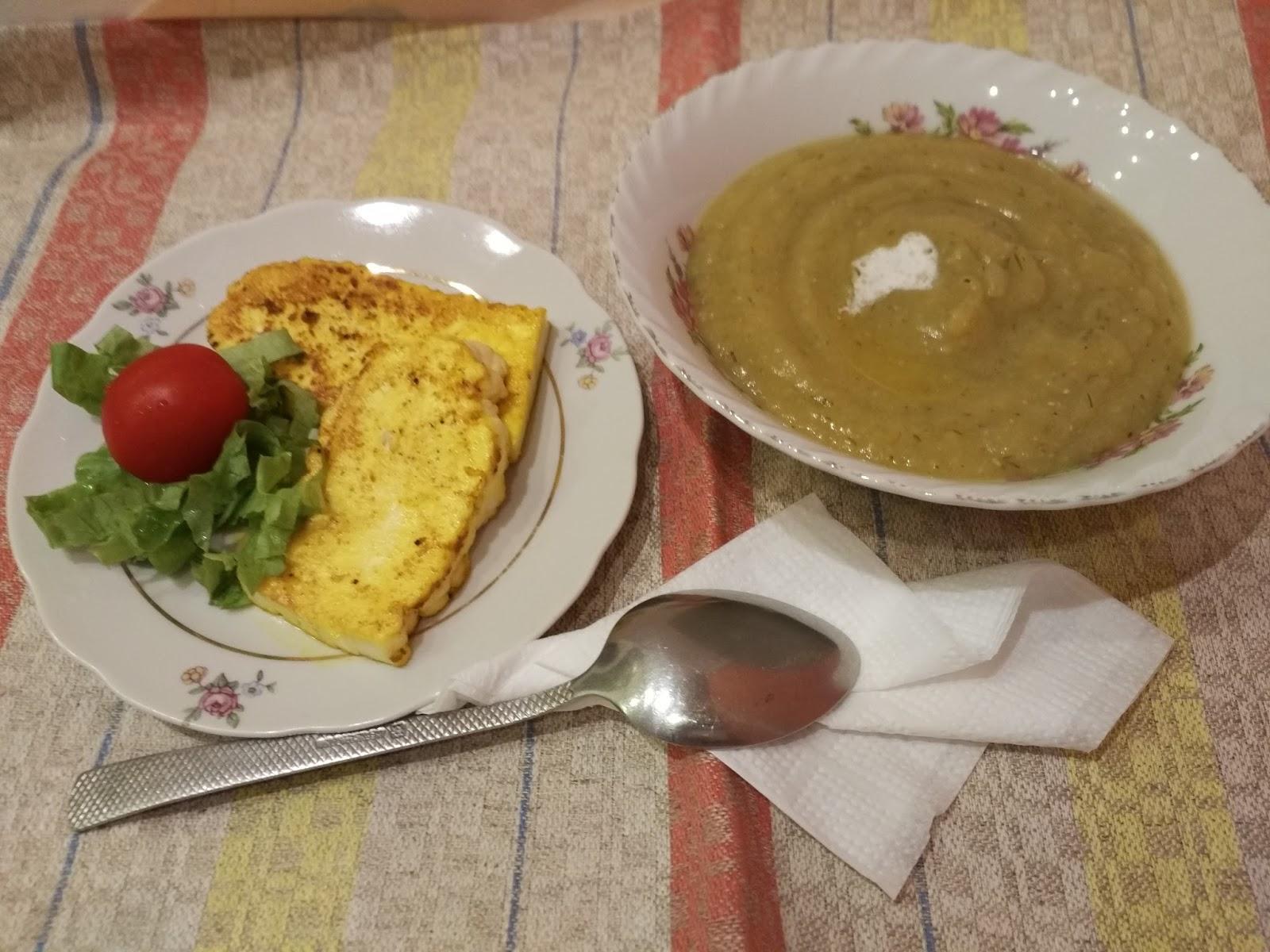 Суп из адыгейского сыра рецепт пошагово