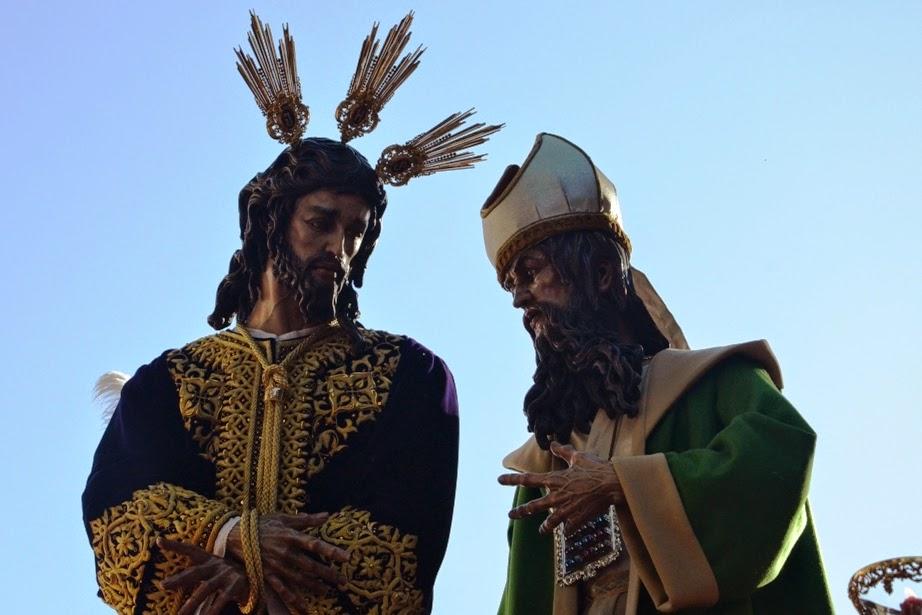 Ntro. Padre Jesús en su Soberano Poder Ante Caifás - Sevilla