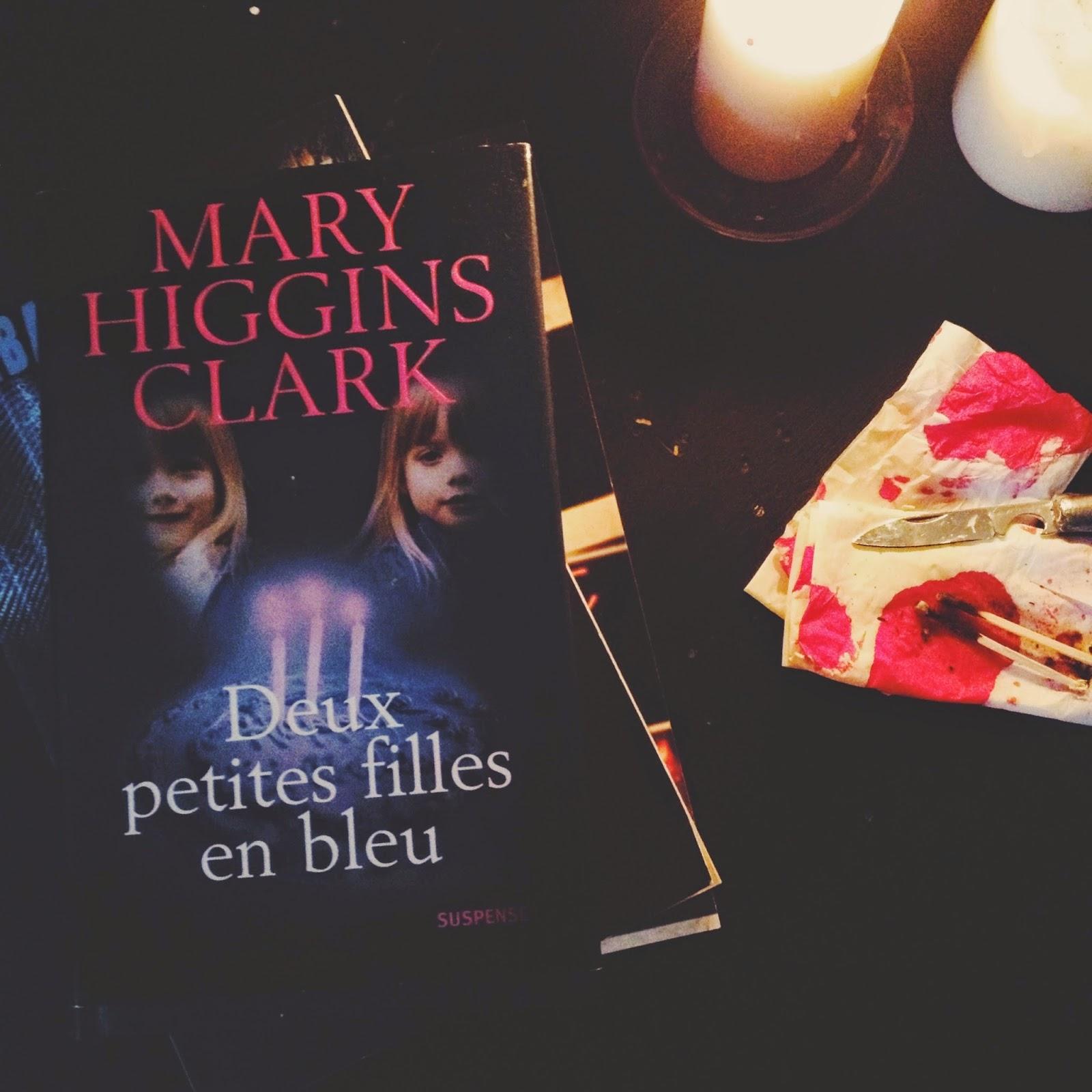 Deux petites filles en bleu Mary Higgins Clark