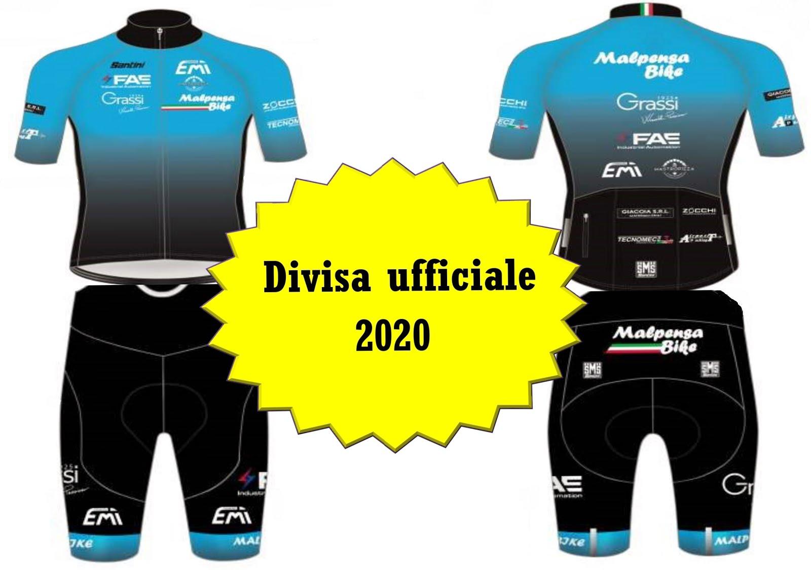 Divisa Ufficiale 2020-2023