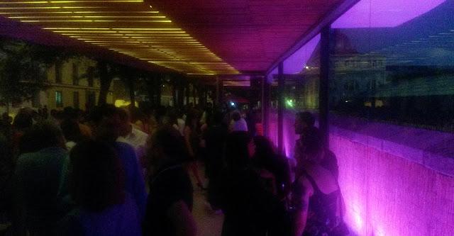 CASA DEL REY BEACH CLUB, inauguración de la terraza