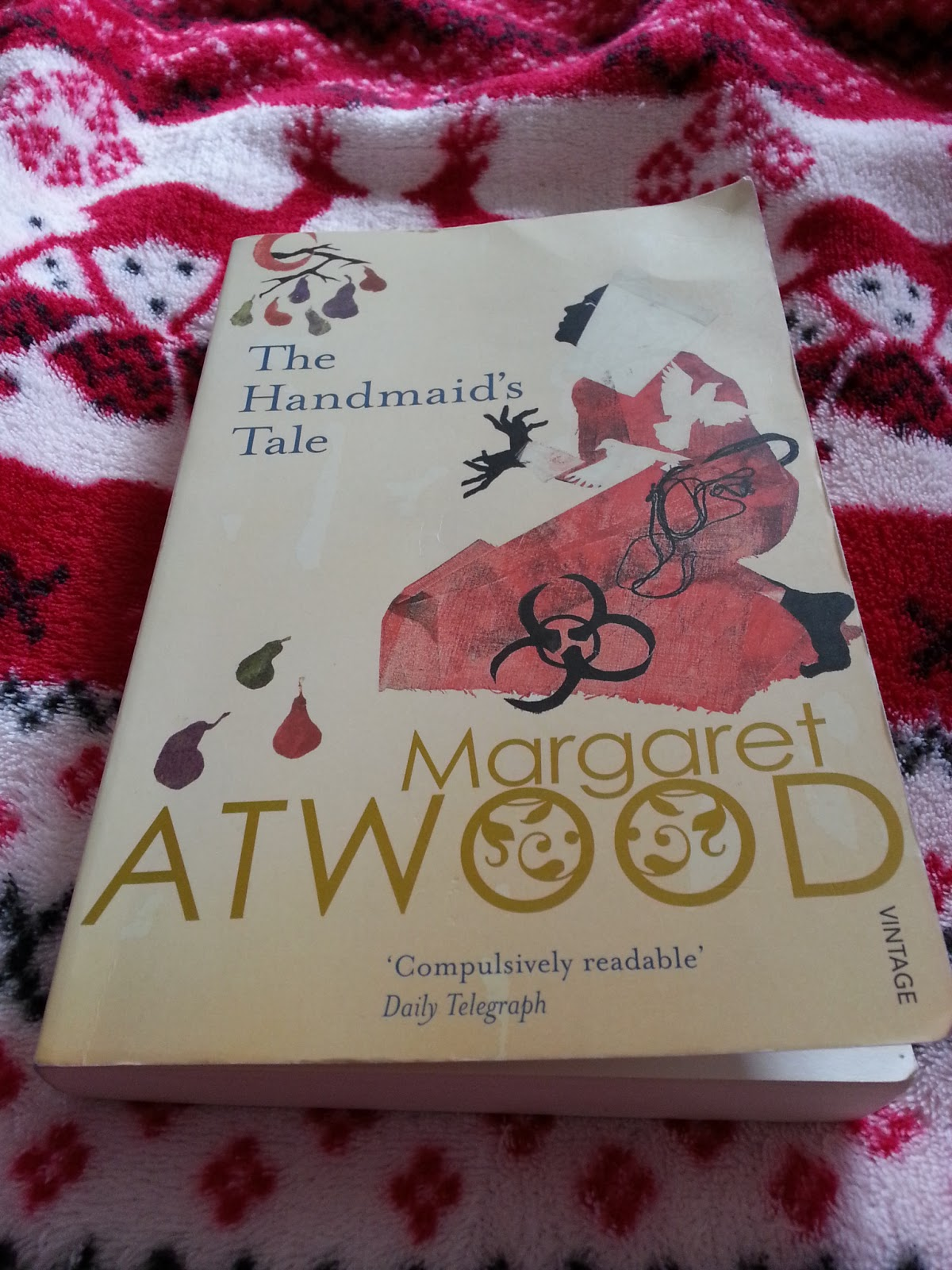 handmaid s tale atwood margaret book review