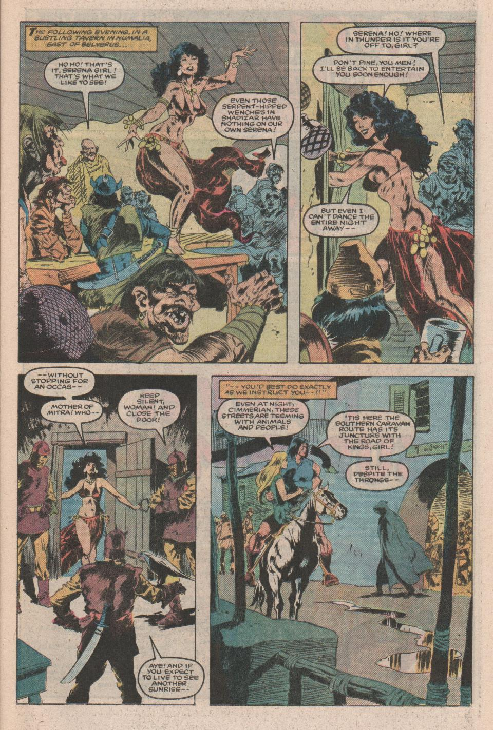 Conan the Barbarian (1970) Issue #171 #183 - English 9