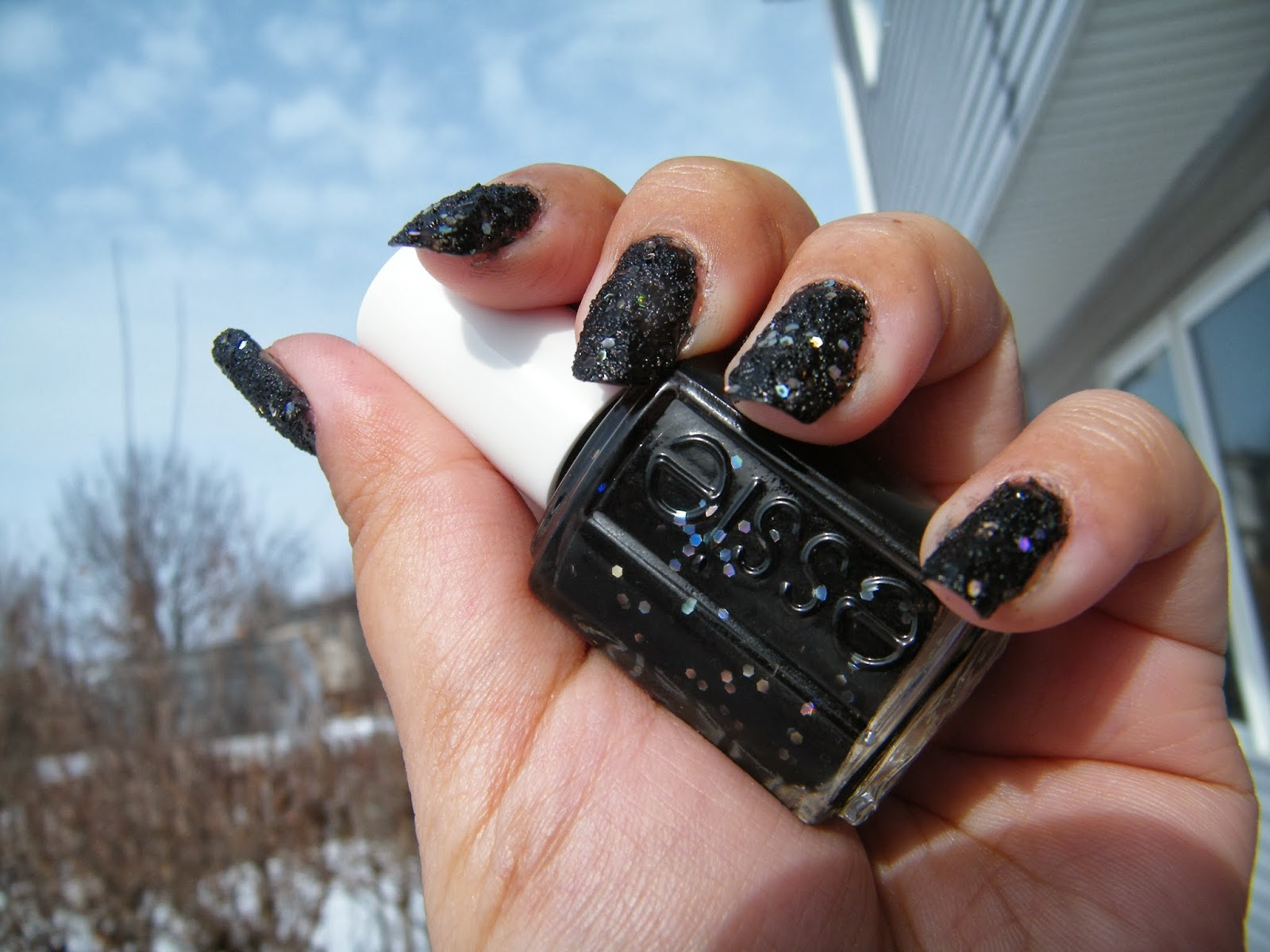 noxyism: Essie Belugaria Review from the Encrusted Nail Polish ...