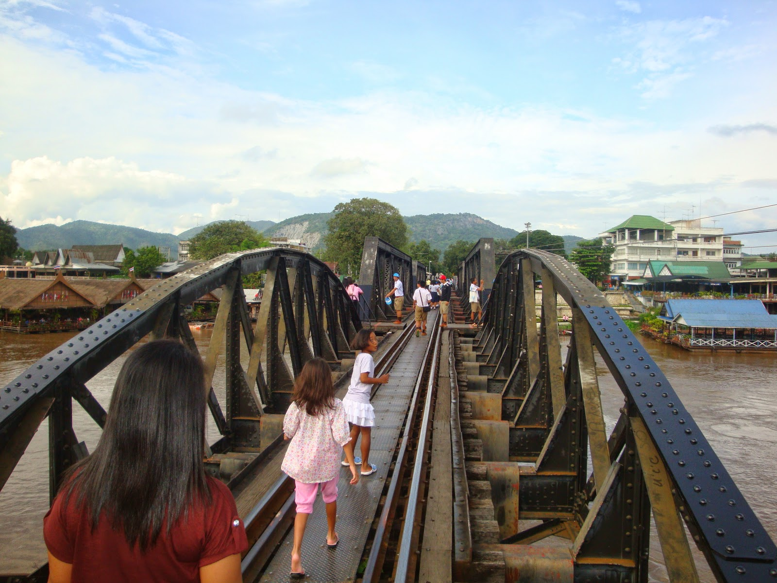 Foto Ponte sul Fiume Kwai - Thailandia