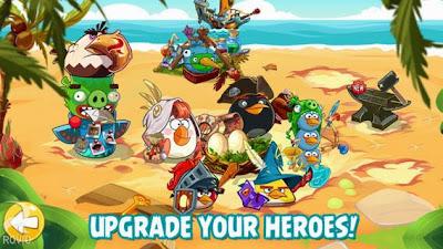 Angry Birds Fight Apk Full Mod