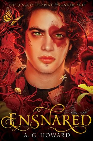 Review: Ensnared by A.G. Howard