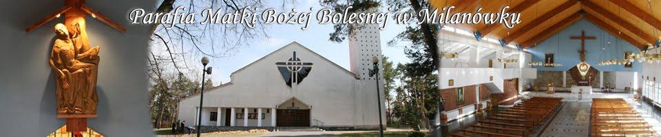 Parafia Matki Bożej Bolesnej w Milanówku