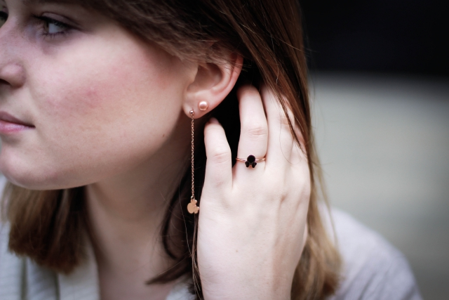 ootd twice as nice disney minnie mouse jewellery earrings ring