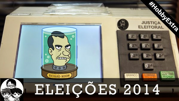 Pocket Hobby - www.pockethobby.com - #HobbyExtra - Eleições 2014