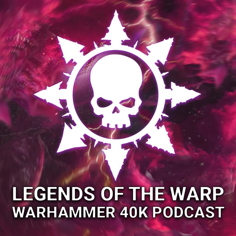 Legends of the Warp Podcast