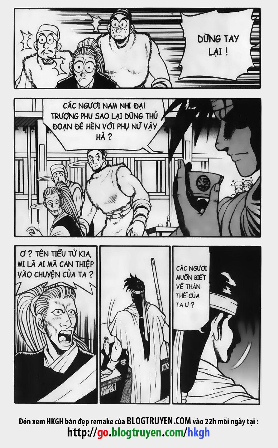Hiệp Khách Giang Hồ chap 38 page 21 - IZTruyenTranh.com