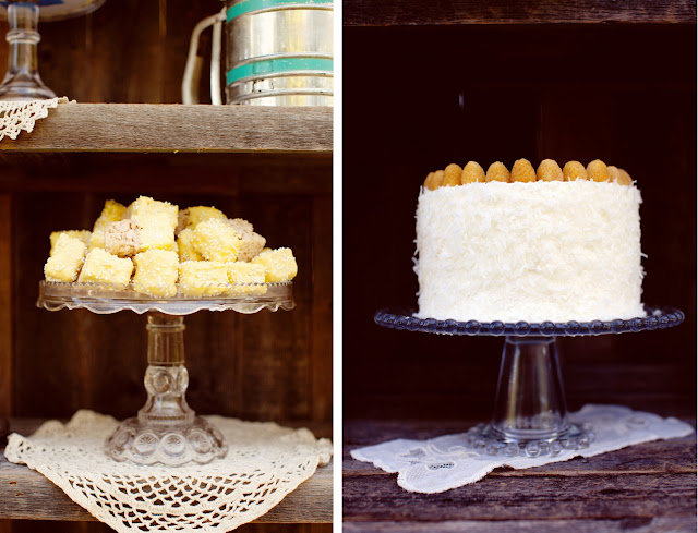 Twin Cities Vintage Wedding Treats