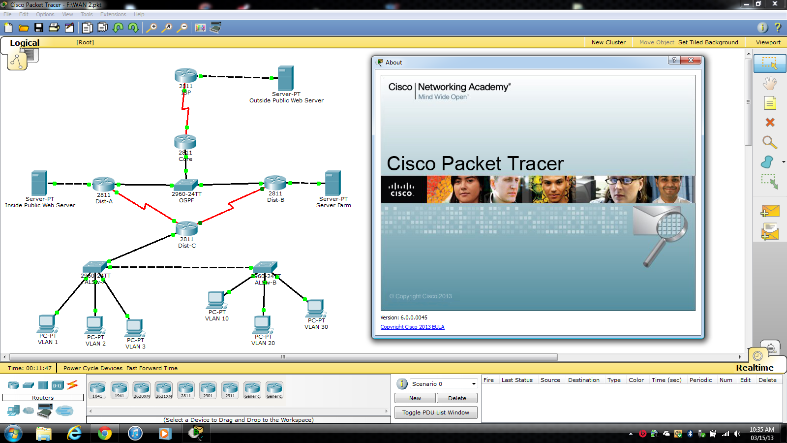 cisco packet tracer download 7.1.1