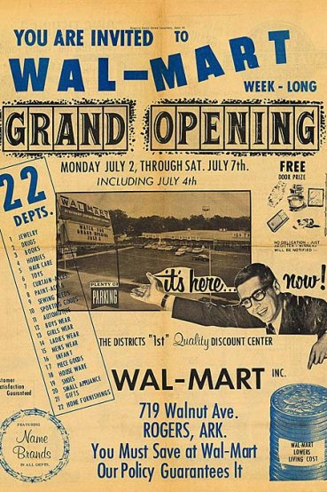 wal marts effect on america News about wal-mart stores inc commentary and archival information  the $16 billion deal will put america's largest operator of physical retail stores in.