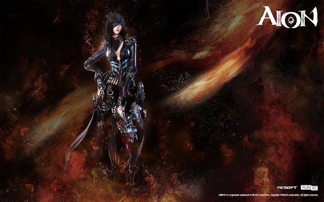 Female Gunner - Aion 4.0