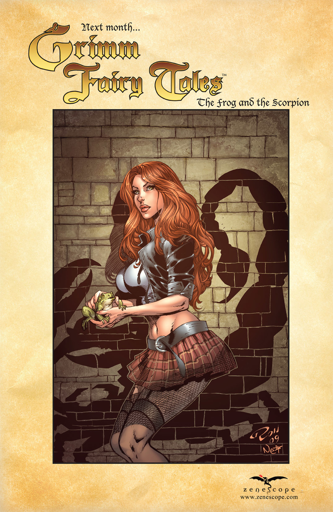 Grimm Fairy Tales (2005) Issue #38 #41 - English 25