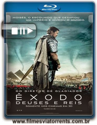 Êxodo: Deuses e Reis Torrent – WEB-DL 720p e 1080p Legendado (2014)