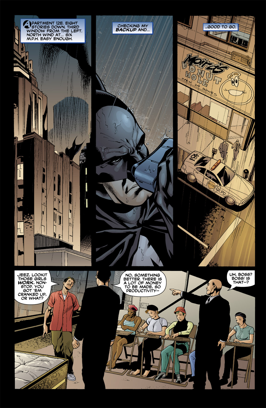 Detective Comics (1937) Issue #800 Page 9