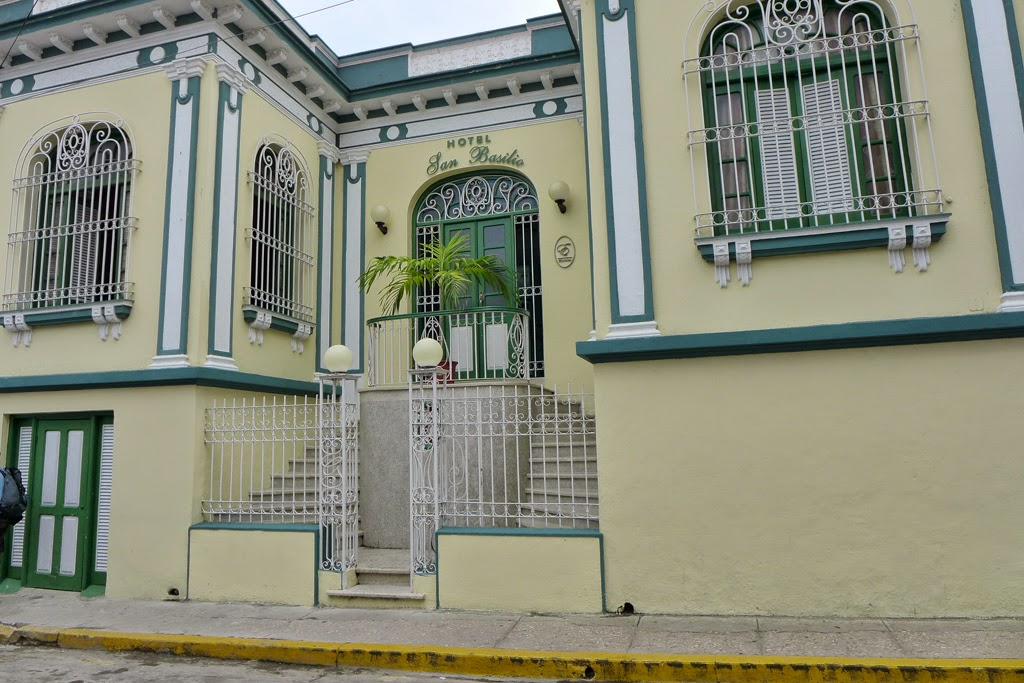 Santiago de Cuba Hotel San Basilio