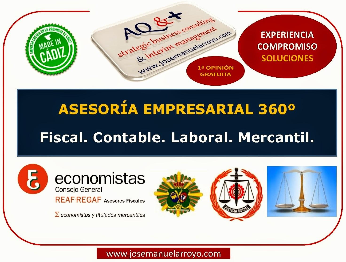 Asesoramiento Empresarial Global 360º
