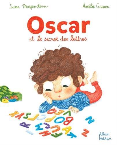 Les Mercredis De Julie   Album  Oscar Et Le Secret Des Lettres