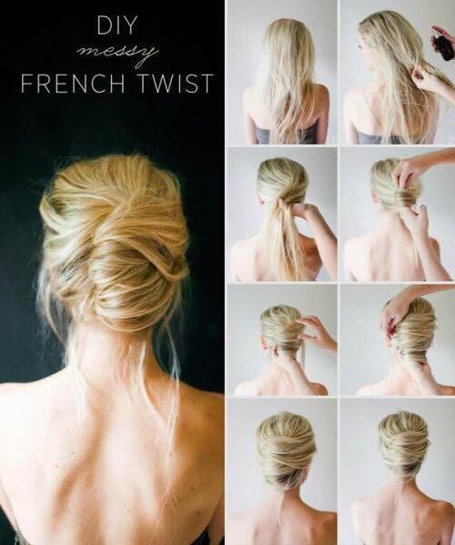 Amazing Hair Style Tutorials...