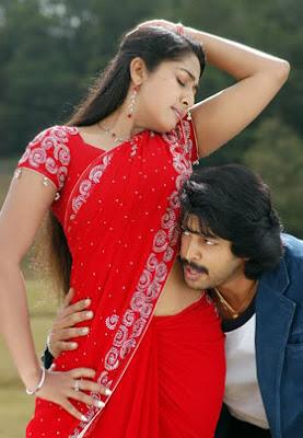 Malayalam actress Navya Nair navel kissing photos