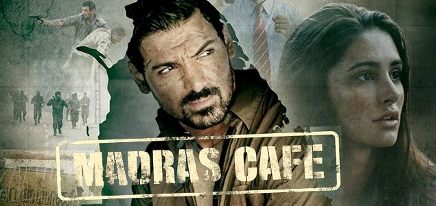 Madras Cafe (2013) *DVDScr* Watch Online