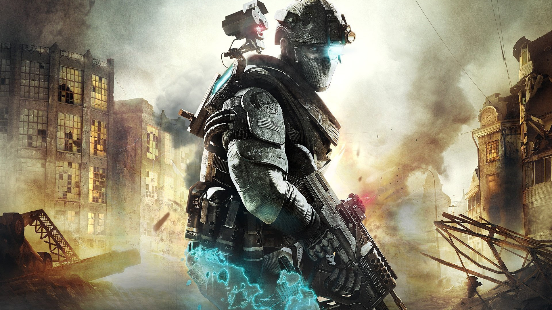 wikipedia ghost recon advance warfighter: