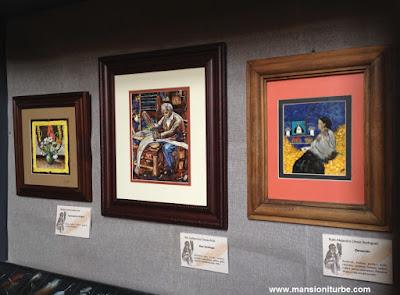 Exposición de Arte Plumario en Pátzcuaro: las Plumas y el Viento