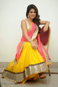 Shraddha das photos in Saree at Rey audio launch-thumbnail-7