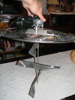 Pale per automazione mash tun in acciaio