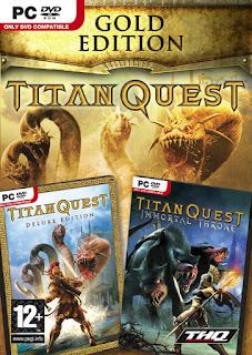 Titan Quest: Gold Edition – PC