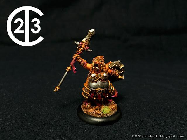 Helga the Conqueror Minion Warlockphoto