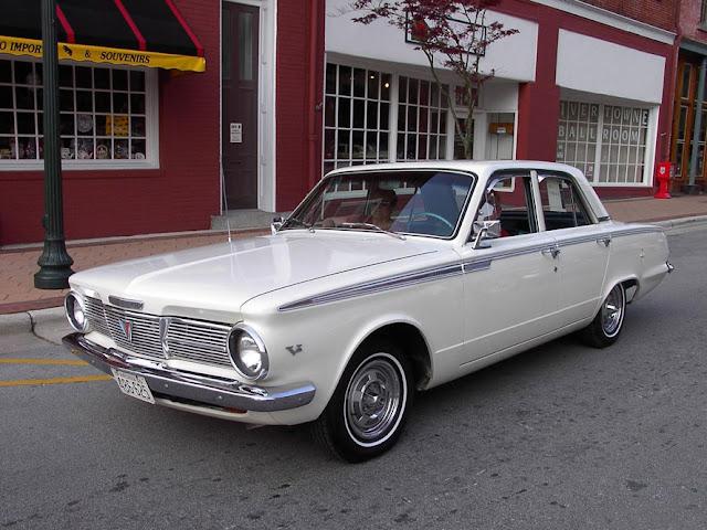 クライスラー・プリムス・ヴァリアント | Plymouth Valiant (1960-76)
